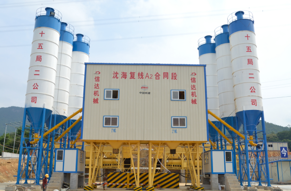 Ready Mixed Concrete Plant Supplier
